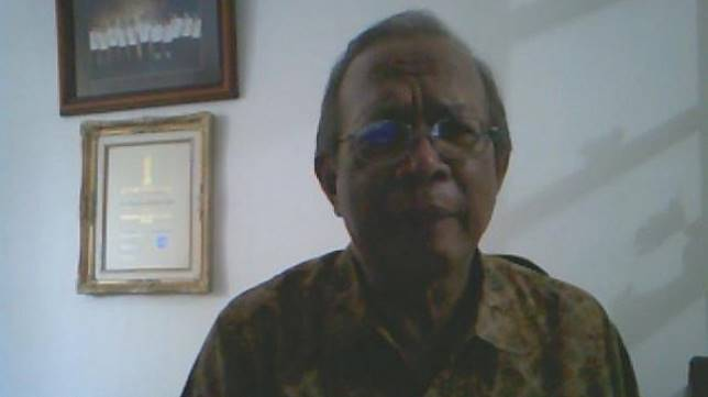 Aktor Pemeran Soeharto, Amroso Katamsi Meninggal Dunia