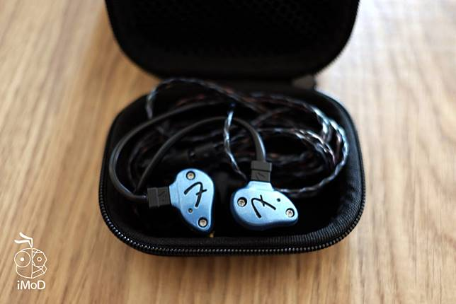 Fender Nine 1 Earphone Review 7