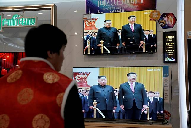 What's on Chinese President Xi Jinping's agenda for first official visit to North Korea?
