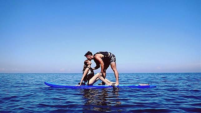 小琉球水上活動推薦-小琉球SUP立槳體驗
