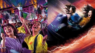 2019年萬聖節環球影城、迪士尼遊樂園就是要你嚇到喊媽媽!「惡靈古堡、鬼娃恰吉、殭屍軍團」全出籠!