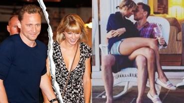 分手了!泰勒絲與湯姆·希德斯頓 3 個月短命戀情正式玩完!