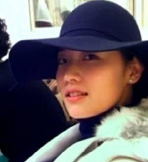 朴海俊極為保護私生活,甚少公開家人照片,圖為妻子吳宥真。