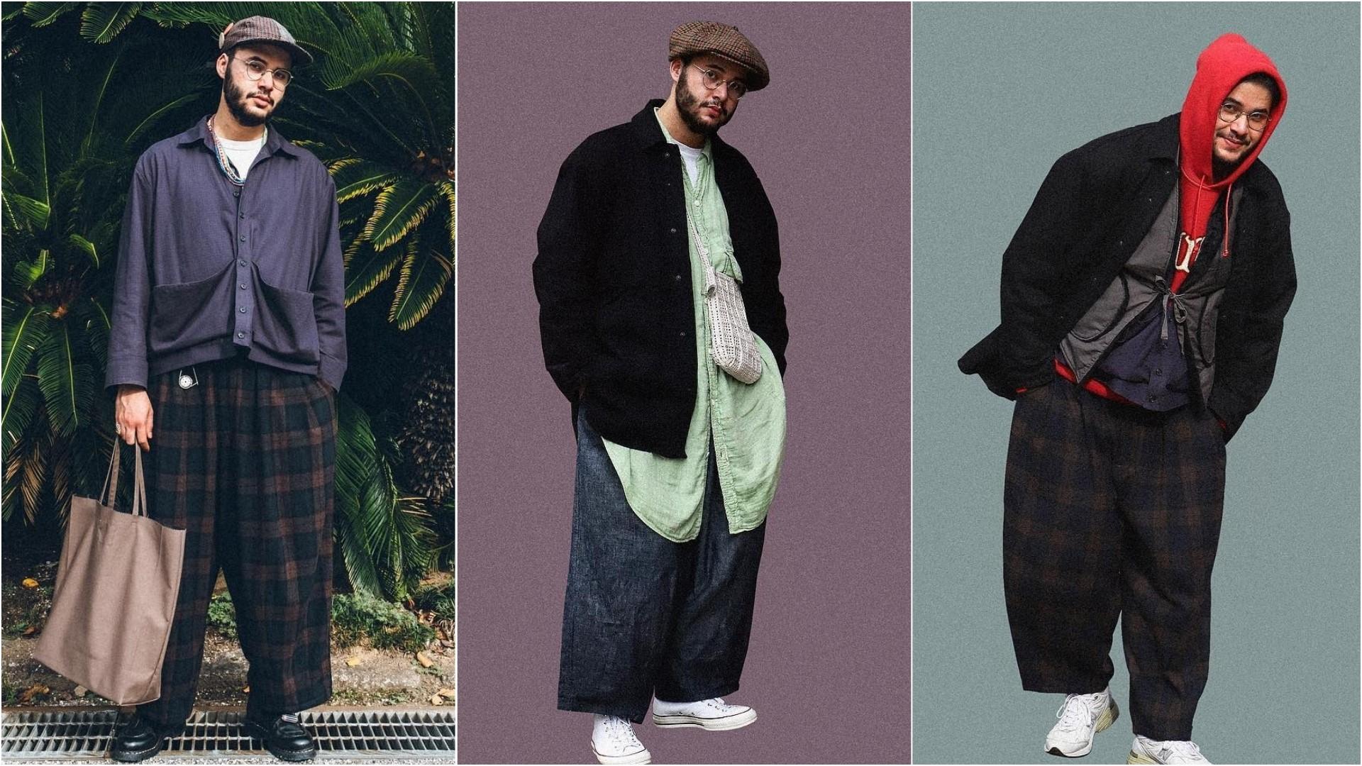 功力深厚|近期備受矚目的日本新銳服飾品牌-『Sillage』