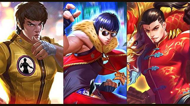 410 Koleksi Gambar Hero Mobile Legends Chou Gratis Terbaru