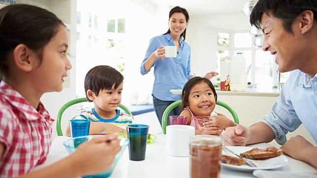 6個孩子的爸:讓孩子自動自發的早晨魔術