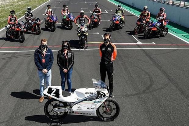 Aprilia Racing Resmi Perbarui Kontrak dengan MotoGP hingga 2026
