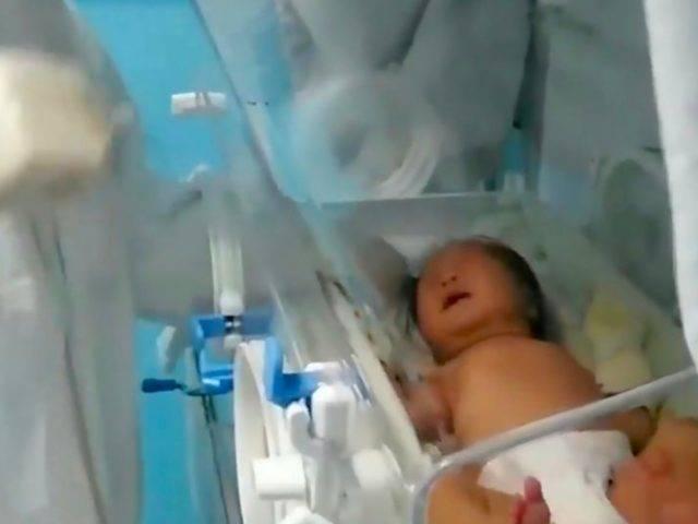 Bayi Perempuan Positif Virus Korona Bisa Sembuh Tanpa Obat-Obatan