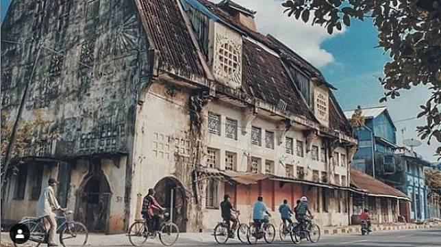 Kota Tua di Indonesia (instagram.com/beyubaystory)