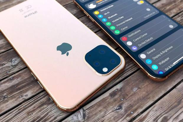 Gambar Nyata Apple iPhone 11 Muncul di Internet