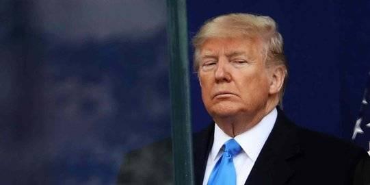 Donald Trump. ©2019 AFP Photo
