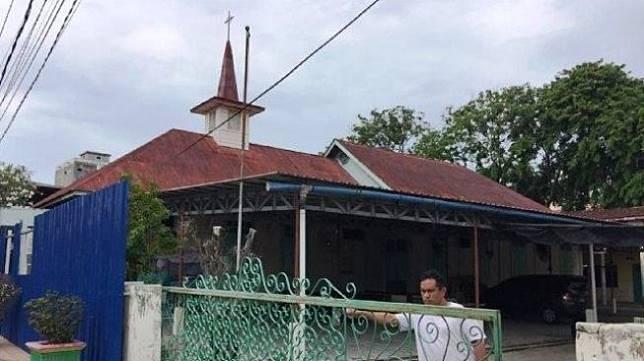 Gereja Paroki Santo Joseph, Karimun. (Batamnews)