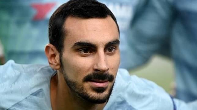 Pemain bertahan Chelsea Davide Zappacosta [AFP]