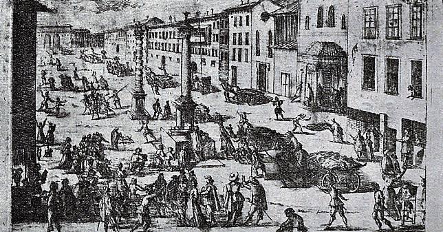 โรคระบาด มิลาน อิตาลี 1630