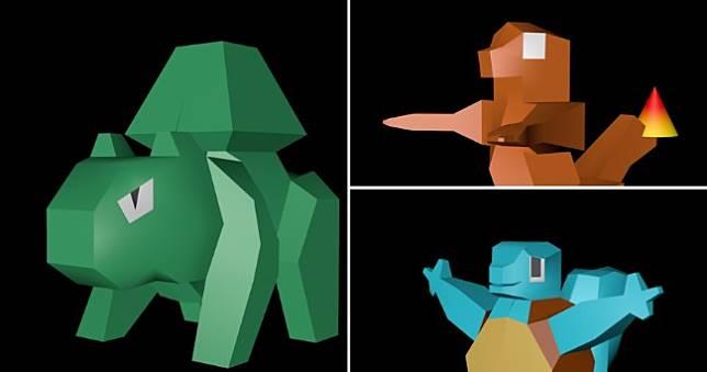 網友嗆《寶可夢 劍/盾》5分鐘做一隻寶可夢建模有多難?見證慘不忍睹初代御三家