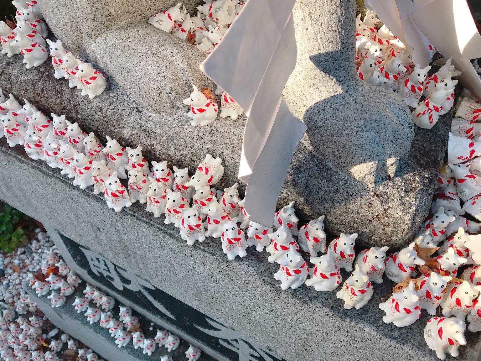 名古屋三大「公仔神社」!超可愛犬神社、Q版天神籤、學問之神