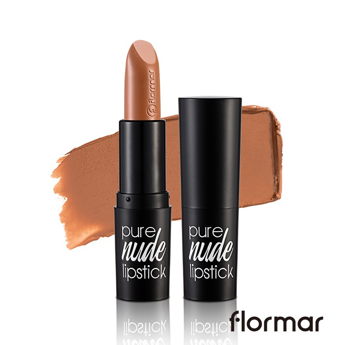 Flormar 絕對赤裸 裸色唇膏06牛奶巧克力4g[flormar_taiwan]
