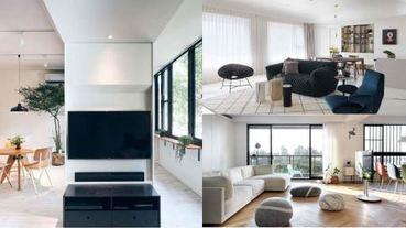 白色客廳 純淨唯美,怎麼搭配不單調? 10 招教你不出錯!