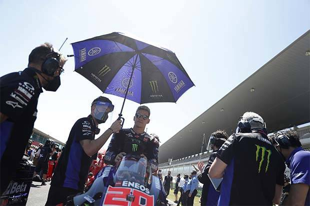 Rebut Pole, Quartararo Start di Posisi Terdepan MotoGP Spanyol