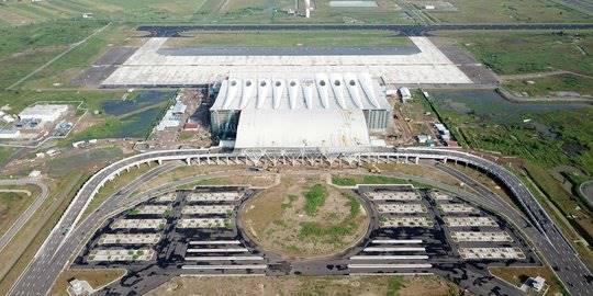 Bandara Kertajati. ©2018 Merdeka.com/Andrian Salam Wiyono