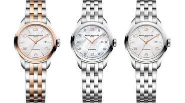 都會典雅 / 名士克里頓 30mm 限量系列腕錶