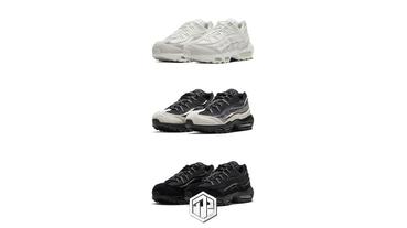 COMME des GARÇONS HOMME PLUS x Nike Air Max 95再度上架!