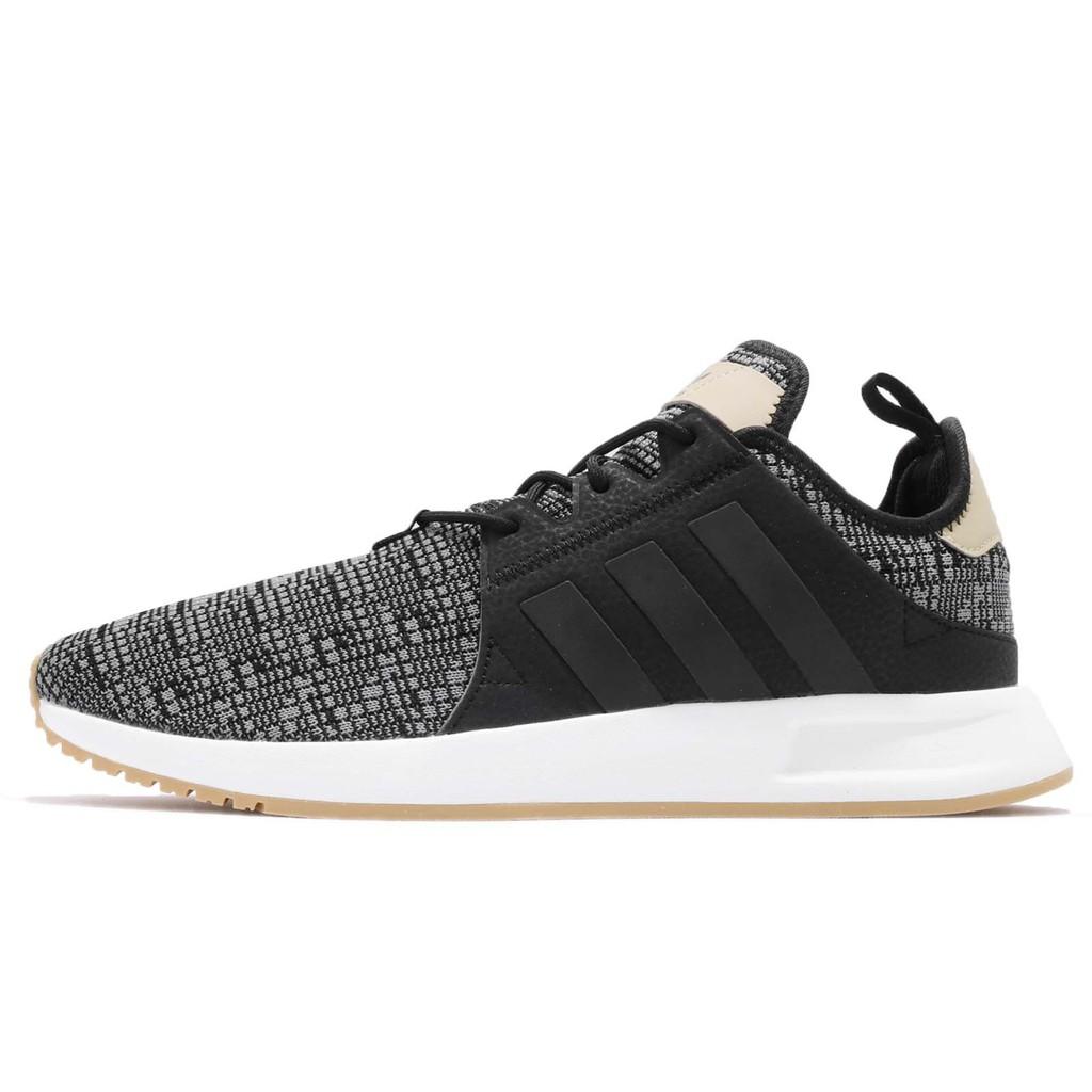 adidas 慢跑鞋 X_PLR 黑 咖啡 雪花 低筒 小NMD 男鞋 運動鞋 AH2360 【ACS】