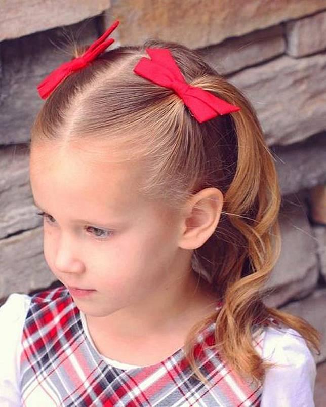 Cara Ikat Rambut Anak Dunia Belajar