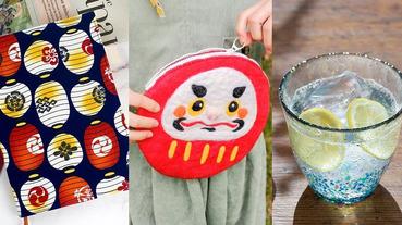 太浪漫!8 款日本夏日祭典風格好物嚴選,不用飛日本就能逛