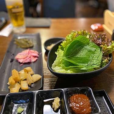 実際訪問したユーザーが直接撮影して投稿した百人町韓国料理SOOKDALの写真
