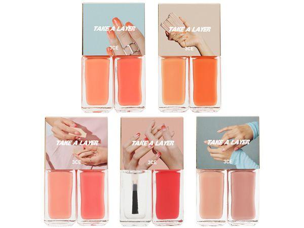 韓國3CE(3CONCEPT EYES)~漸層雙色指甲油(4mlx2) 多款可選【D398238】,還有更多的日韓美妝、海外保養品、零食都在小三美日,現在購買立即出貨給您。