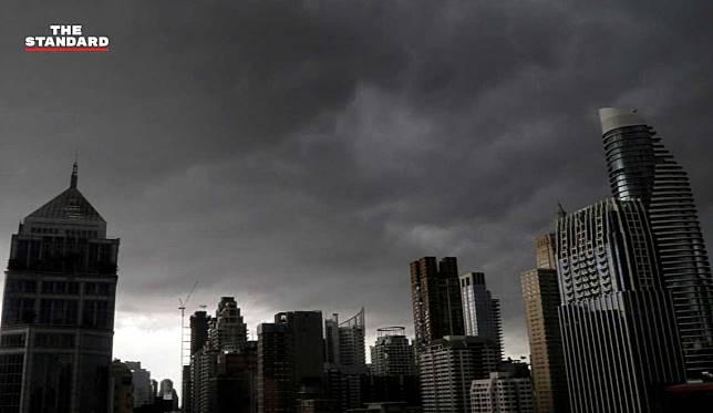 25-27 มิถุนายนนี้ กรมอุตุฯ เตือน ประเทศไทยเสี่ยงฝนตกหนัก-คลื่นลมแรง
