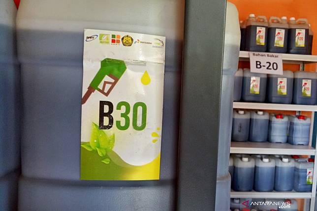 Maksimalkan B30, pemerintah salurkan 209.238 KL FAME