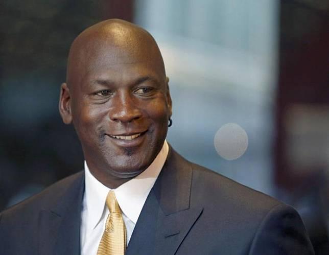 ▲「籃球之神」Michael Jordan(圖/美聯社/達志影像)