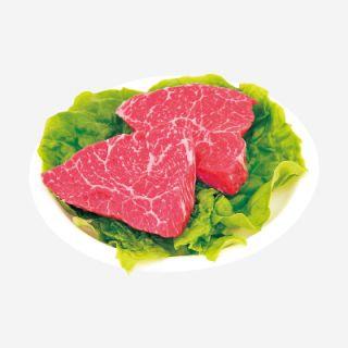 牛ステーキ用(もも肉又は肩肉)