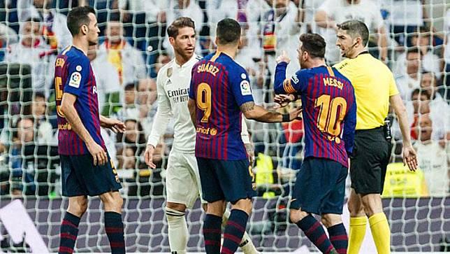 Harap Real Madrid Lebih Kuat