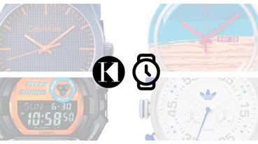 起點選物 / SUMMER TIME 夏日造型手錶 for Boys
