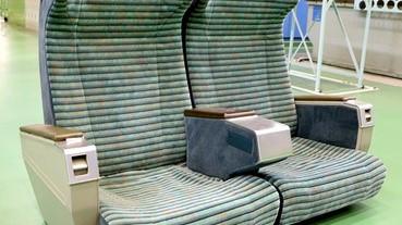 JR東海出售新幹線座椅