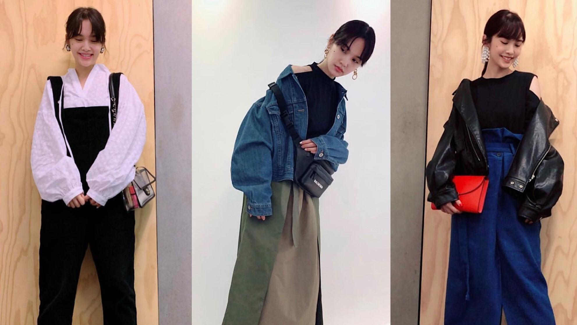 這樣才叫潮流懂穿!偷窺楊丞琳的私服衣櫃、學學時尚特色穿搭術!