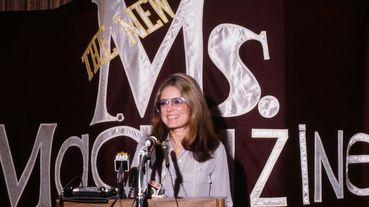 她是「艾瑪華森」的偶像、還曾臥底花花公子俱樂部!女權領袖Gloria Steinem