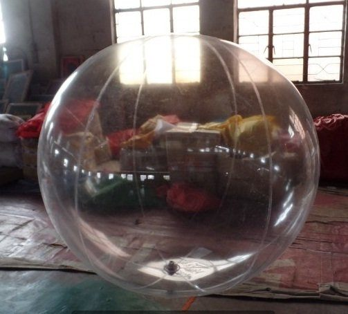 [衣林時尚] 全透明沙灘球 海灘球 巨大活動球(寬直徑約120cm) 訂製款