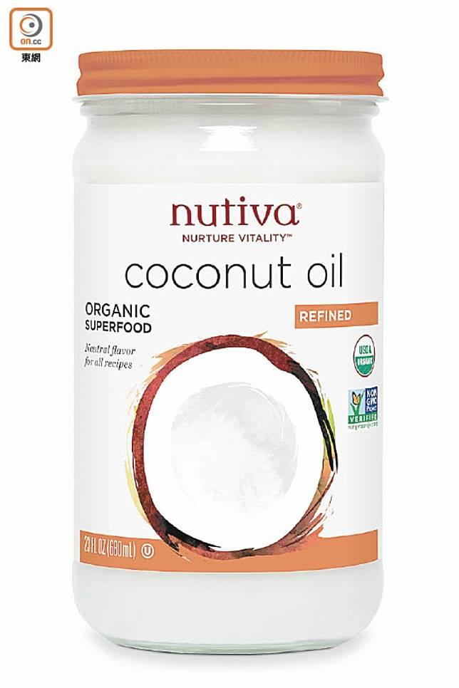 有機椰子油(資料圖片)