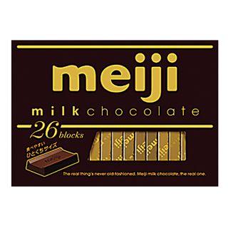 明治 ミルクチョコレートBOX