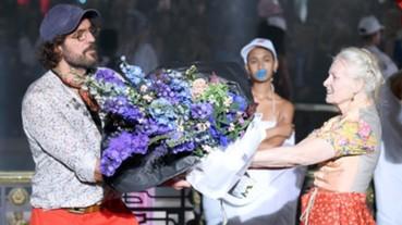 〔色女〕Andreas Kronthaler for Vivienne Westwood S/S 18巴黎時裝周