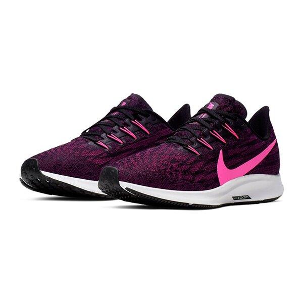 經典的 Nike Air Zoom Pegasus 36 女子跑步鞋強勢回歸,氣孔更多之餘,鞋面更設有網眼布,針對高熱部位,帶來準確透氣效果。鞋跟部分的鞋領和鞋舌變得更纖細,笨重不再且舒適不減,而 F