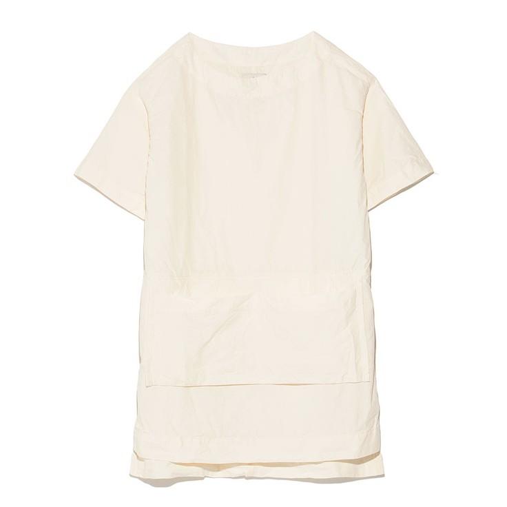 Snow Peak Women's有機棉Typewriter套衫-淡褐色