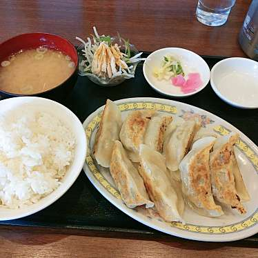 点心札幌 餃子館のundefinedに実際訪問訪問したユーザーunknownさんが新しく投稿した新着口コミの写真