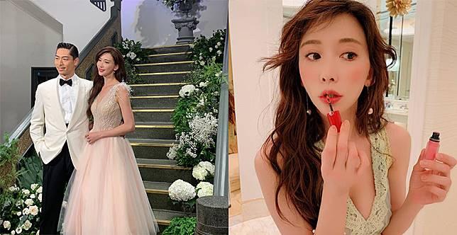 接下來新娘都要搶這一支~林志玲花嫁唇色,同款買不到還有這幾支