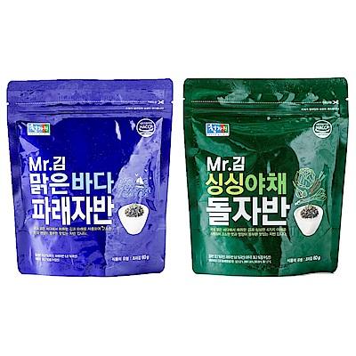 輕鬆簡單就是美味的一餐!韓國原裝進口 大人氣海苔點心可拌飯、可拌麵、也可拿來捏飯糰
