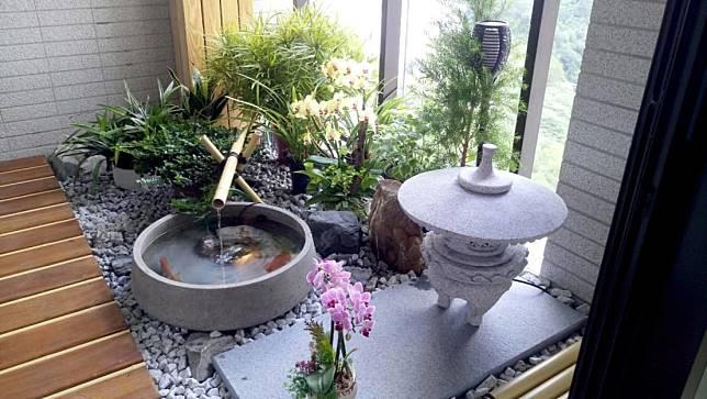 日式庭院元素